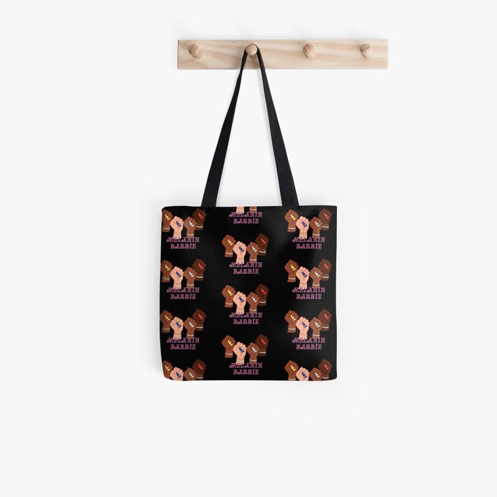 Melanin Barbie purse