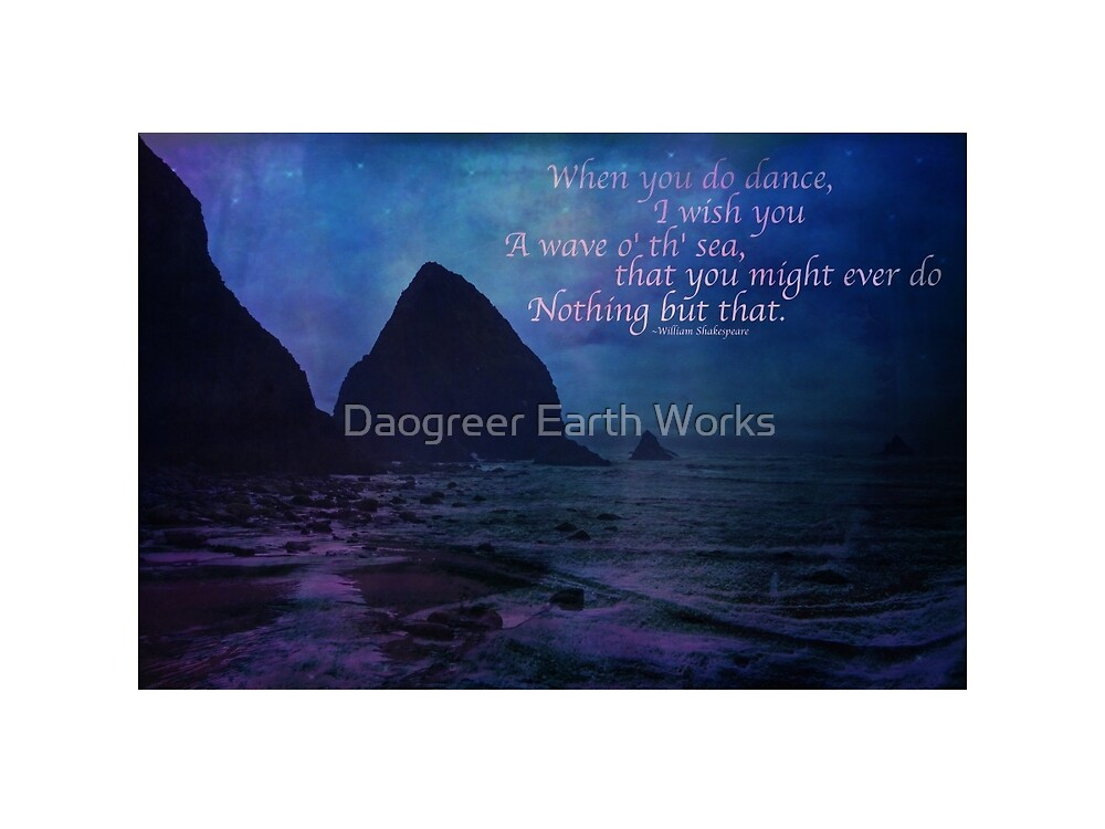 Do Nothing But That by Daogreer Earth Works