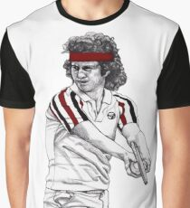 Tennis Mcenroe Graphic T-Shirt