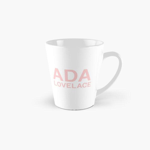 Code like a girl - Ada Lovelace Tall Mug
