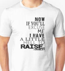 Crowley Qoutes #1 T-Shirt
