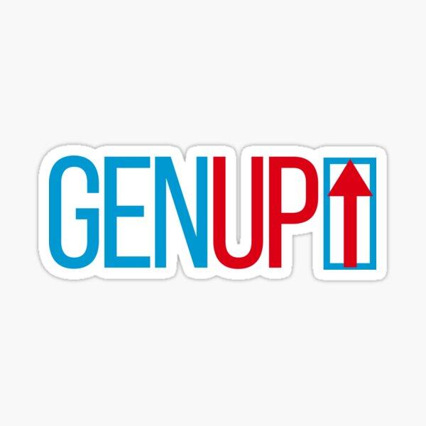 GENup Logo Sticker