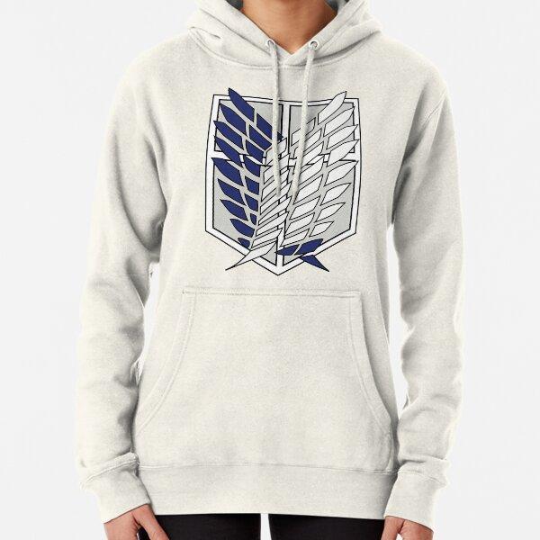Design Wings of Freedom Pullover Hoodie
