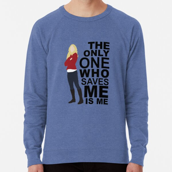 Emma Swan - Only One Who Saves ME Lightweight Sweatshirt