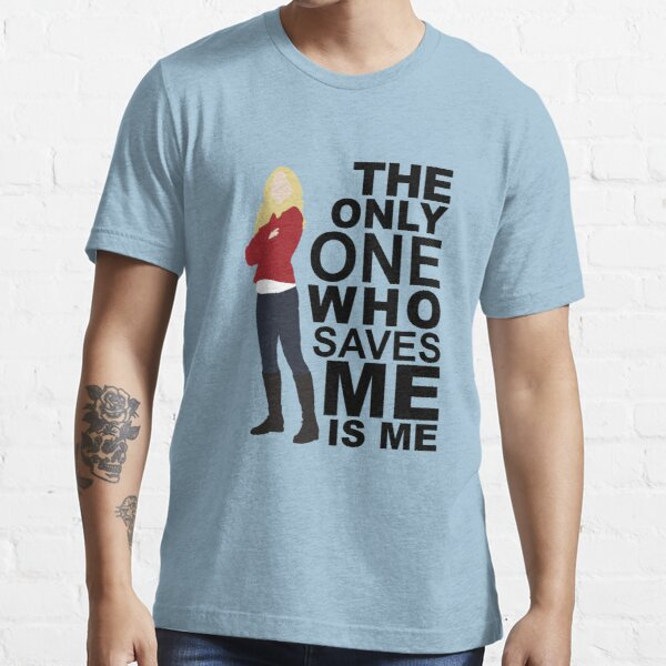 Emma Swan - Only One Who Saves ME Essential T-Shirt