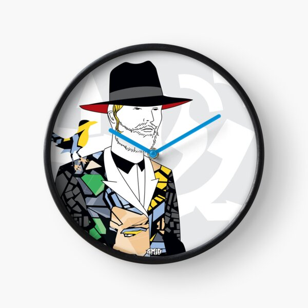Hassidic with style | Modern and original jewish art Clock