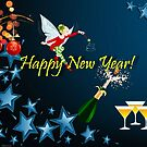 Good luck in the New Year! by Ana Belaj