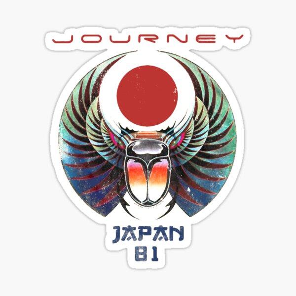 Journey 81 Sticker