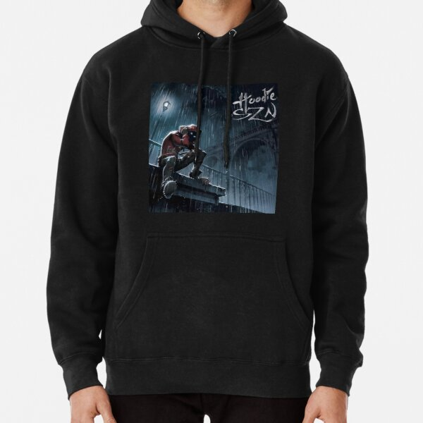 A boogie wit da hoodie szn cover Pullover Hoodie