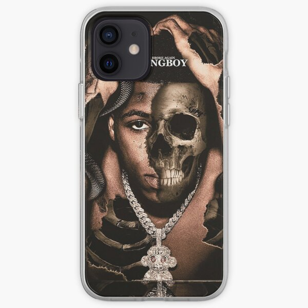never broke again youngboy still flexin Still Steppin cover iPhone Soft Case