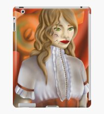 Steam punk ball jointed Doll iPad Case/Skin