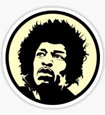 Vinage Hendrix Sticker