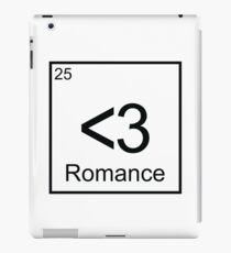 The Element of Romance iPad Case/Skin