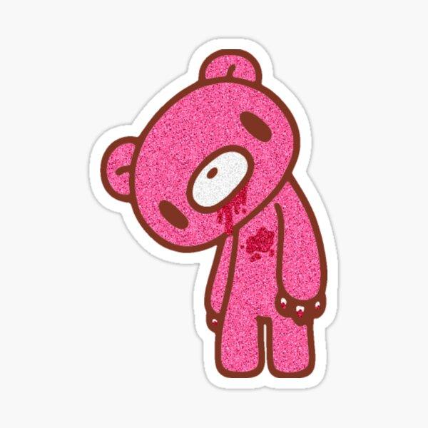 Glitter Gloomy Bear Sticker