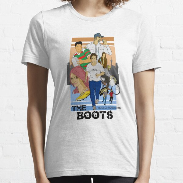 The Boots the story of adventure Essential T-Shirt