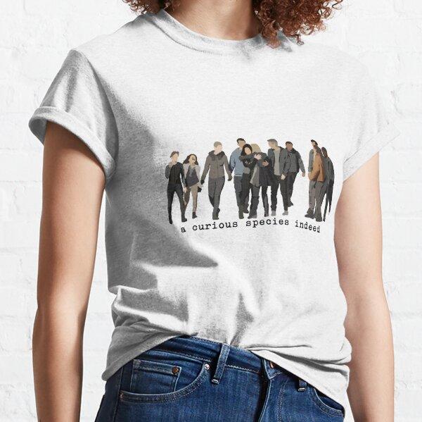 Une espèce curieuse en effet T-shirt classique