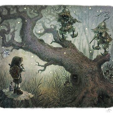 Fairy Boy  by babswebb
