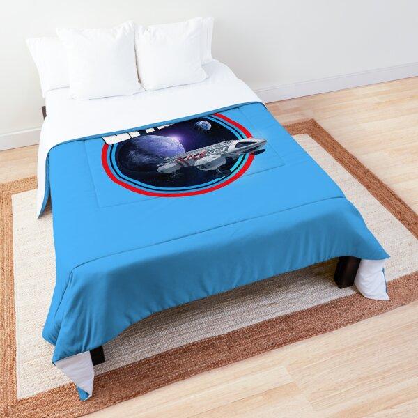 SPACE 1999 GENERIC 3 Comforter