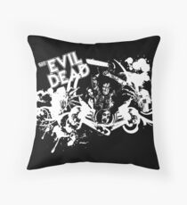 Evil Dead - Ash vs. Deadites Throw Pillow