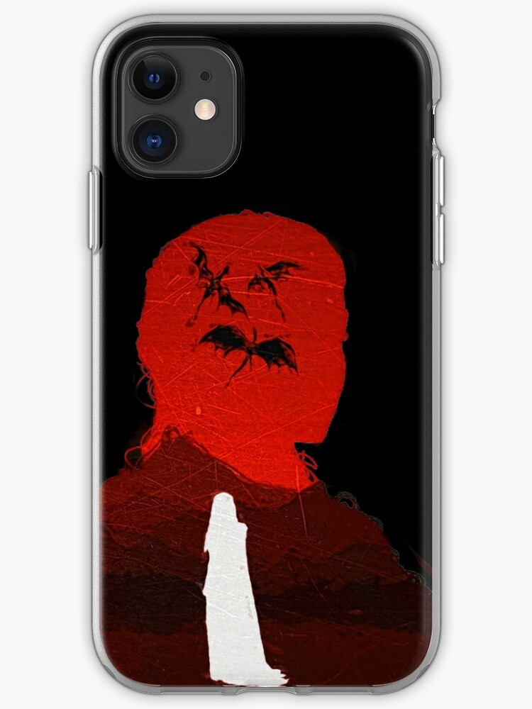 Game of Thrones House of Targaryen Fire And Blood iphone case