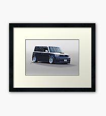 Scion Custom Box Car 1 Framed Print