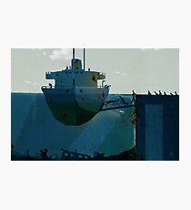 embarkation Photographic Print