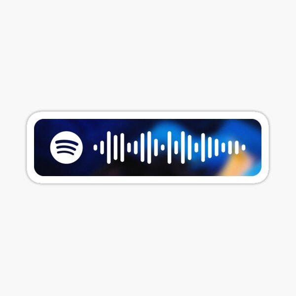 Melodrama Album Spotify Code - Lorde Sticker