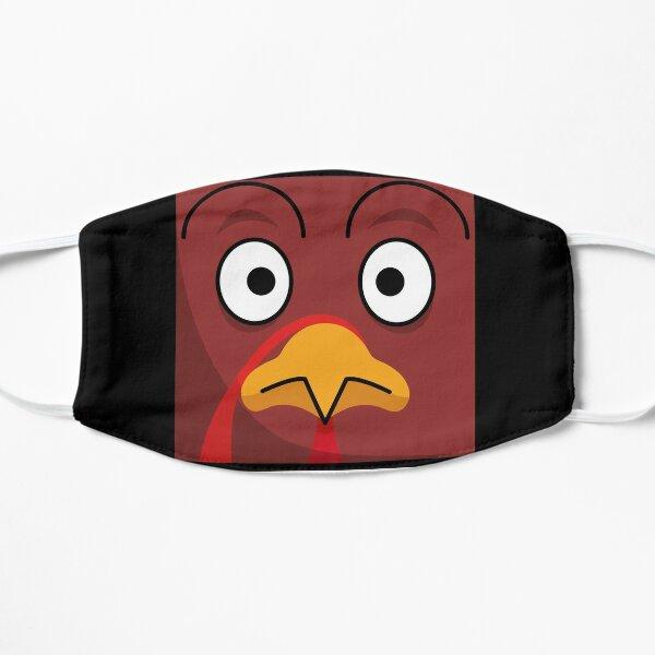 It's That Time - Thanksgiving Turkey Flat Mask