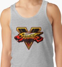 Street Fighter V Tank Top