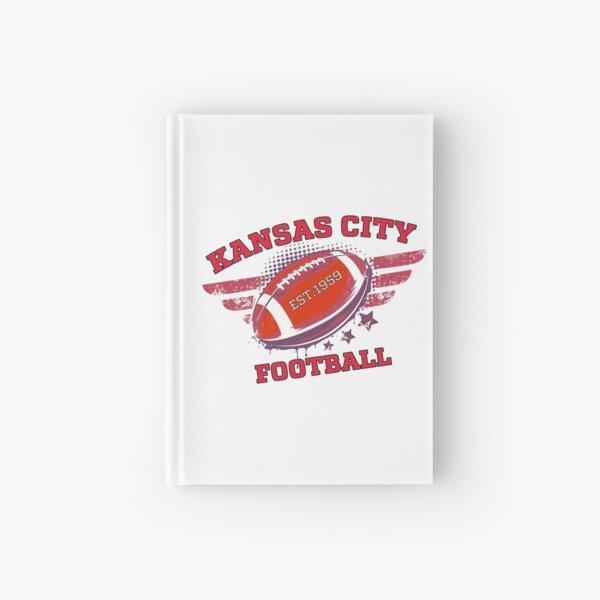 Kansas City Football  Hardcover Journal