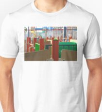 Colored Lines T-Shirt