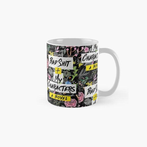 Bad Shit + My Characters (Colorful Alternate Version) Classic Mug