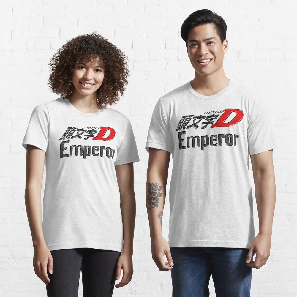 initial D Emperor Essential T-Shirt