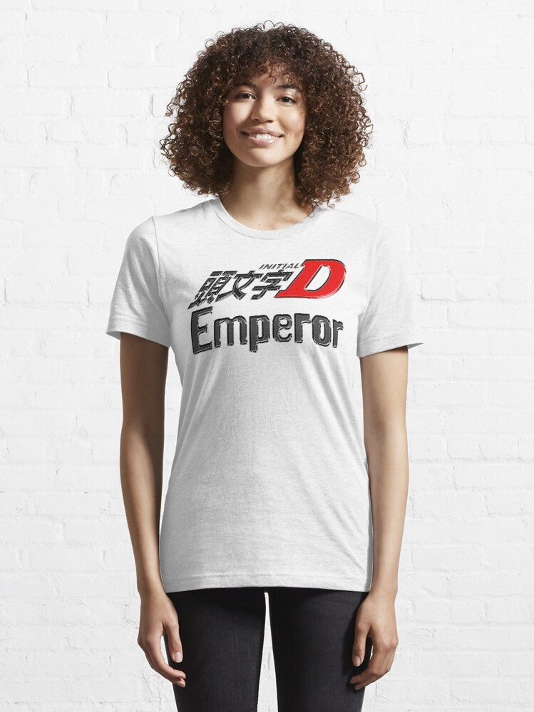 Alternate view of initial D Emperor Essential T-Shirt
