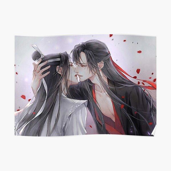 Mo Dao Zu Shi - Couleurs rouges Poster