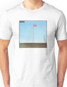 Wire - Pink Flag Shirt Unisex T-Shirt