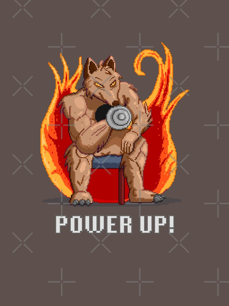 Power Up! by LivingTheIndie