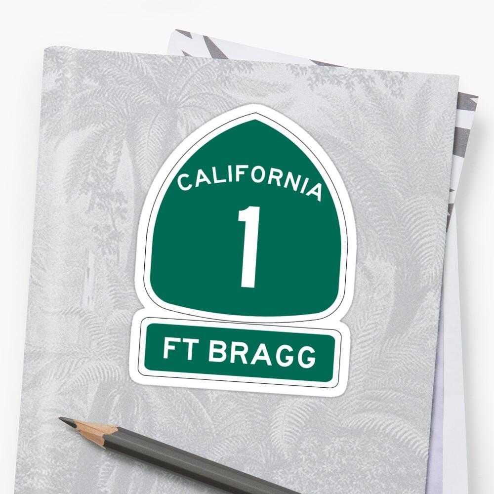 PCH - CA Highway 1 - Ft Bragg  by NewNomads