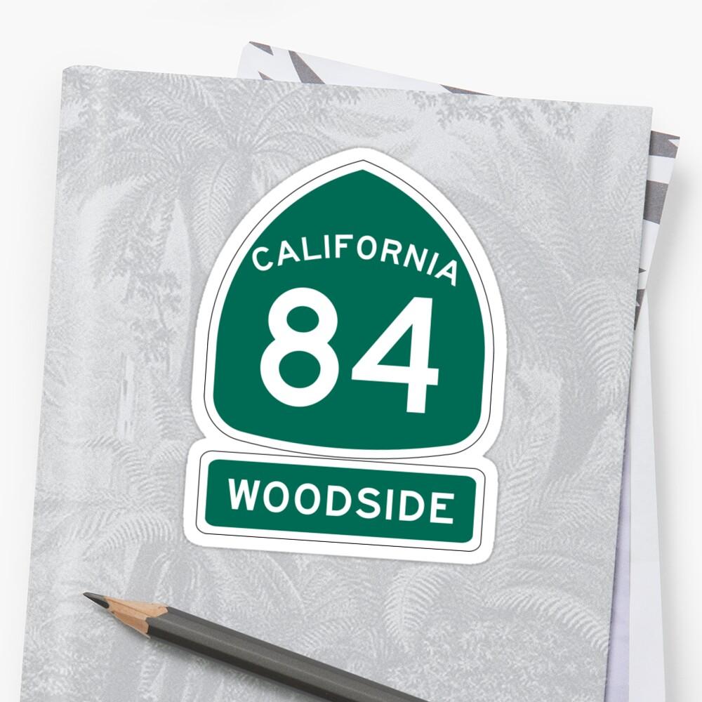 CA-84 - Woodside by IntWanderer