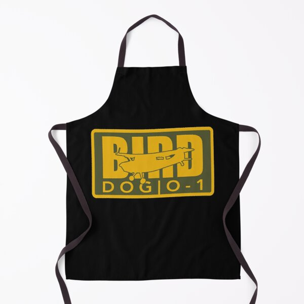 O-1 Bird Dog Apron
