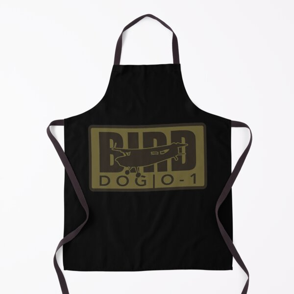 O-1 Bird Dog (subdued) Apron