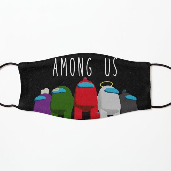 Among Us with the Gang! Kids Mask