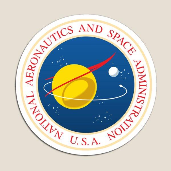 Seal of NASA  Magnet