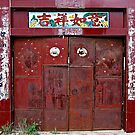 China Door  by Ethna Gillespie