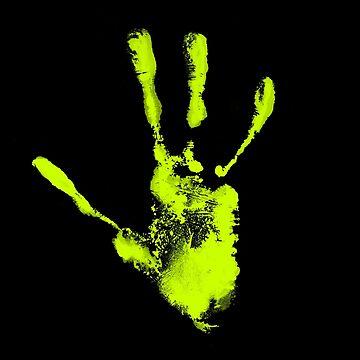 My Logo - Toxic Green by tudy1311