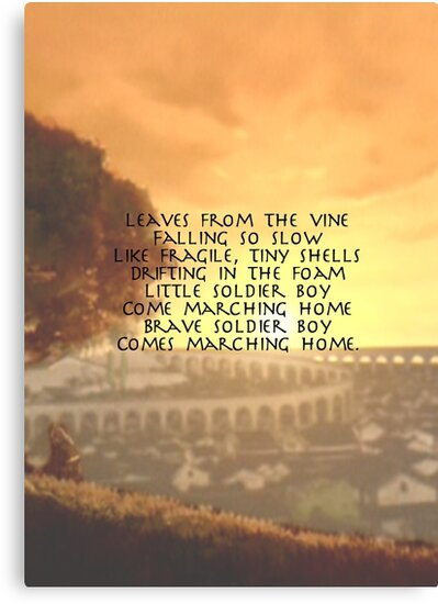 iroh quote color canvas print by berrymuffin redbubble