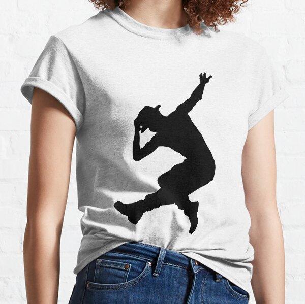 Street Dance Hip Hop Dance Break Dance Gift Classic T-Shirt