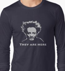 giorgio tsoukalos Long Sleeve T-Shirt
