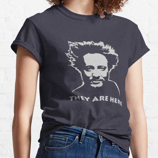 giorgio tsoukalos Classic T-Shirt