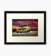 1965 Chevrolet Camaro 'Pro Street' Framed Print
